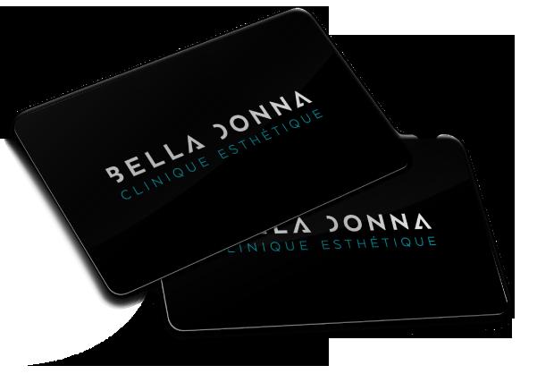 Carte cadeau - Bella Donna